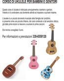 Corso di ukulele, lezioni a Roma