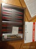 Backgammon alluminio magnetico, Gioco di società Dal Negro