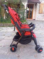 Passeggino Gemellare Peg Perego Aria Shopper Twin