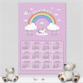 Calendario 2020 personalizzato