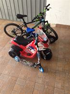 MTB 16 + Mono pattino + Moto elettrica