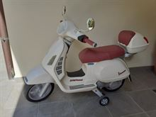 Vespa moto elettrica Peg-Perego