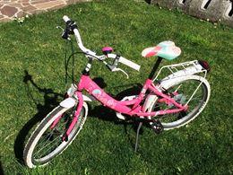 Bicicletta per bambina Xeris Baby Girl 20''