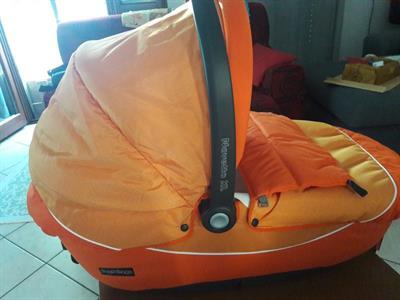 Navetta XL Marca Peg Perego Compresa di Kit Auto 0-10kg