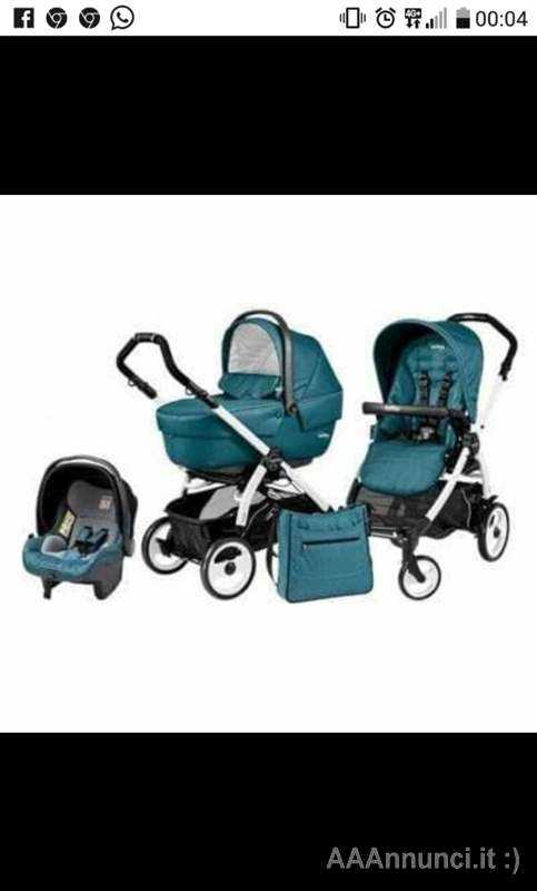 Trio PEG PEREGO BOOK 51