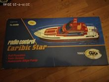 Gig Nikko Caribic Star Radio Control Vintage scala 1/20
