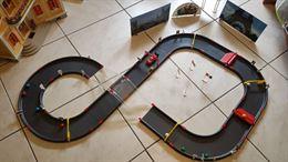 Pista CARS 2 - la corsa delle biglie