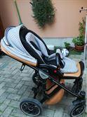 Passeggino Anex sport+marsupio e fascia bebè
