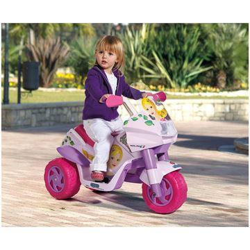 Motoretta Peg perego Princess modello grande