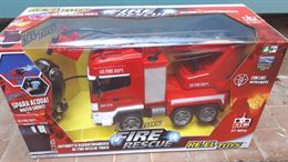 Autobotte radiocomandata Reel Toys